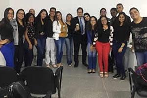 Delegados do CRBM2 realizam ação itinerante pela Biomedicina no Ceará e na Bahia